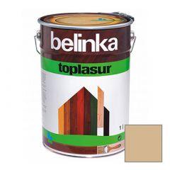Декоративное покрытие Belinka Toplasur с воском №28 старая древесина 1 л