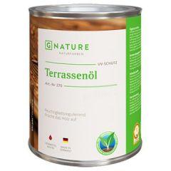 Масло G-NATURE 270 Terrassenol для террас 10 л