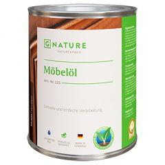 Масло G-NATURE 225 Mobelol для мебели 0,375 л