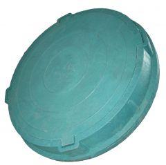 Люк полимерный лёгкий низкий 750x60 мм