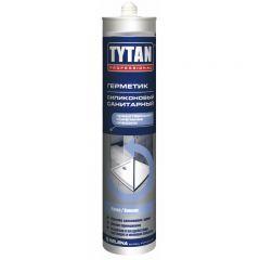 Герметик силиконовый санитарный Tytan прозрачный 310 мл