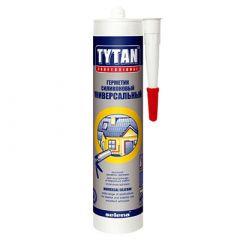 Герметик силиконовый Tytan универсальный прозрачный 310 мл