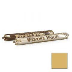 Герметк акриловый Сази Wepost Wood для дерева Светлая сосна 0,83 кг