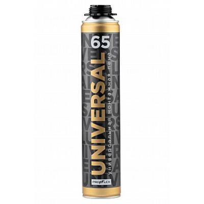 Пена монтажная Profflex 65 Universal 850 мл