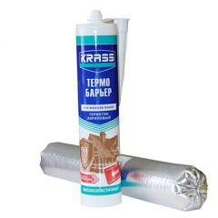 Герметик Krass Термо Барьер для деревянных домов и срубов сосна 310 мл