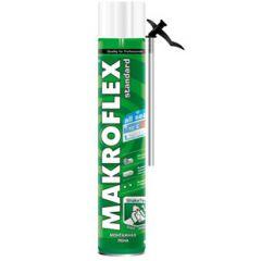 Пена монтажная Makroflex ShakeTec стандартная всесезонная 750 мл
