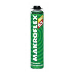 Пена монтажная Makroflex 65 PRO профессиональная 850 мл