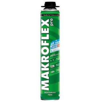Пена монтажная Makroflex Pro всесезонная 750 мл