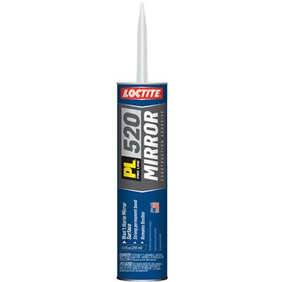 Клей монтажный Loctite PL 520 жидкие гвозди для зеркал 295 мл