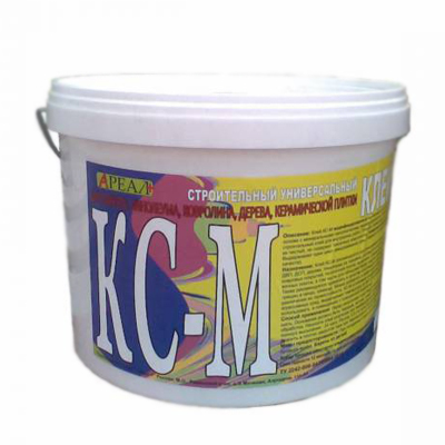 Клей строительный Ареал+ КС-М 15 кг