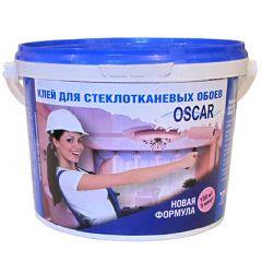 Клей для стеклообоев Oscar сухой 0,8 кг