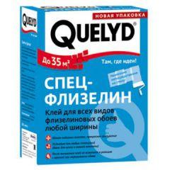 Клей для обоев Quelyd Спец-Флизелин бесцветный 300 г