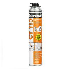 Клей пенополиуретановый Ceresit CT 115 для ячеистых блоков 0,9 кг