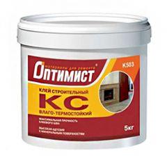 Клей Оптимист КС универсальный 5 кг