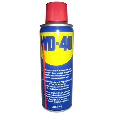Очиститель WD-40 200 мл