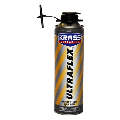 Очиститель монтажной пены Krass Ultraplus Ultraflex 500 мл