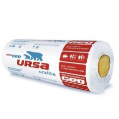 Теплоизоляция Ursa GEO Лайт рулонная 6250х1200х50 мм 2 шт (15 м2)