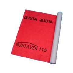 Мембрана ветрозащитная Juta Ютавек 115 супердиффузионная 50000х1500 мм (75 м2)