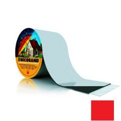 Лента герметизирующая Nicoband красная 100x3000 мм