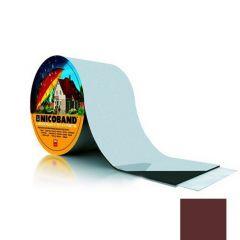 Лента герметизирующая Nicoband коричневая 100х3000 мм
