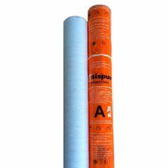 Мембрана строительная Unispun A неокрашенная 43,75х1,6 м (70 м2)