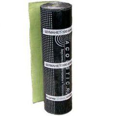 Стеклохолст рулонный звукоизоляционный Шуманет-100 Гидро 10000х1000х5 мм (10 м2)