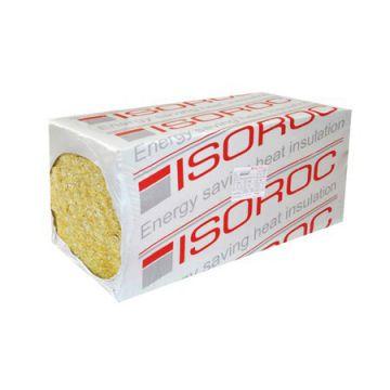 Базальтовая вата Isoroc ПП-80 1000х500х50 мм 8 шт (4 м2)
