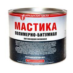 Мастика резино-битумная Эксперт холодного отверждения 1,8 кг