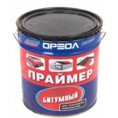 Праймер битумно-каучуковый Ореол-1 глубокого проникновения 20 л