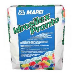 Гидроизоляция цементная Mapei Idrosilex Pronto белый 25 кг