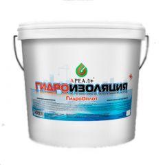 Гидроизоляция акриловая Ареал+ ГидроОплот 10 кг