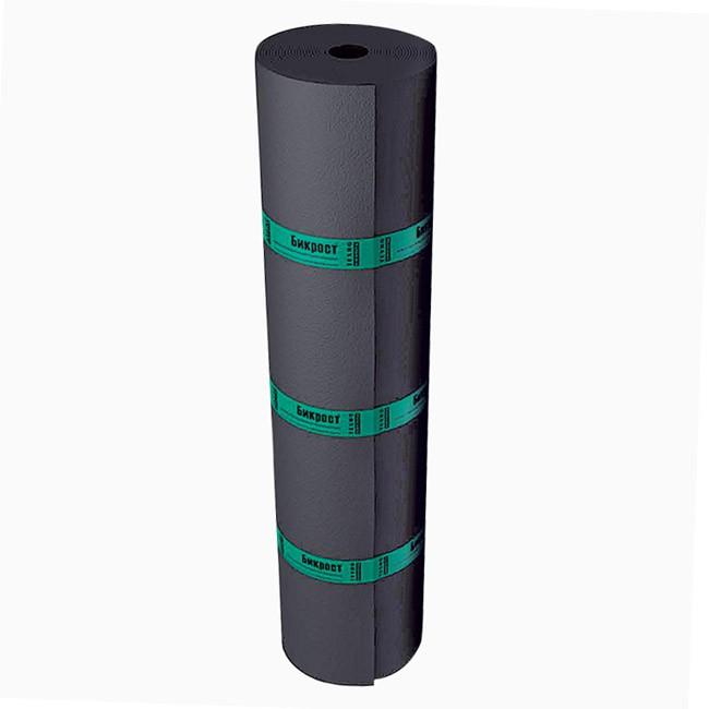 Кровля рулонная Технониколь Бикрост ТКП гранулят серый 1х10 м (10 м2)