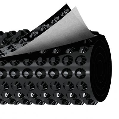Гидроизоляционная мембрана Технониколь Planter Geo защитная 15х2 м (30 м2)
