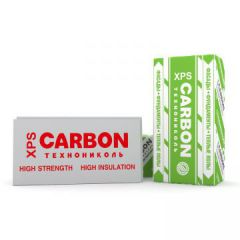 Теплоизоляция Технониколь Carbon Eco 1200x600x20 мм 20 шт