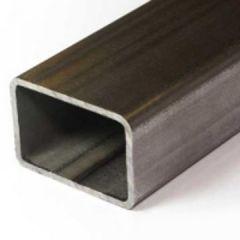 Труба квадратная стальная 6 метров 50х25 мм
