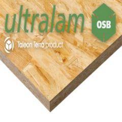 Ориентированно-стружечная плита ОСП Талион (OSB-3) 2500х1250 мм 12 мм
