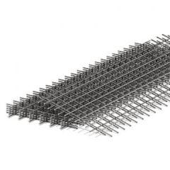 Сетка сварная кладочная в картах, неоцинкованная 110х110х4 мм 1,5х2 м