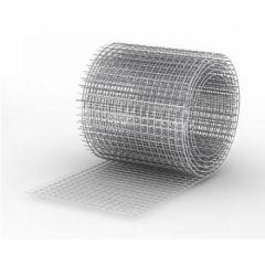 Сетка сварная неоцинкованная в рулоне 60х50х1,5 мм 0,50х48 м