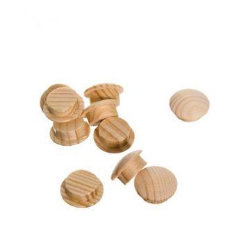 Заглушка деревянная 20 мм
