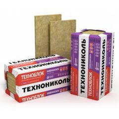 Базальтовая вата Технониколь Техноблок Стандарт 1200х600х50 мм 12 шт (8,64 м2)