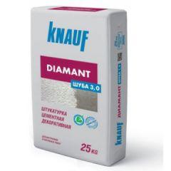 Штукатурка Кнауф Диамант Шуба зерно 3 мм 25 кг