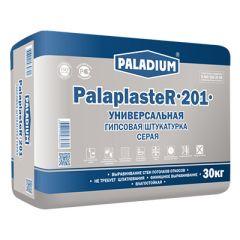 Штукатурка гипсовая Paladium Palaplaster 201 серая 30 кг