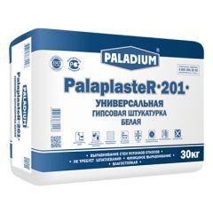 Штукатурка гипсовая Paladium Palaplaster 201 белая 30 кг