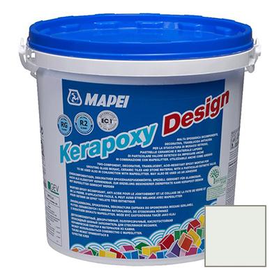 Затирка цементная Mapei Керапокси Дизайн 103 белая луна 3 кг