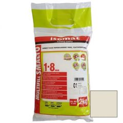 Затирка полимерцементная Isomat Multifill Smalto 1-8 17 Анемон 2 кг