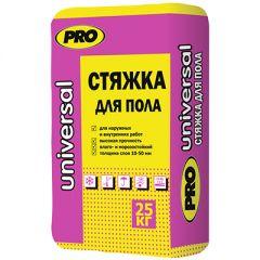 Стяжка пола PRO Универсал 25 кг