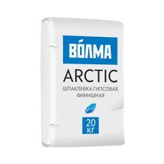 Шпатлевка гипсовая Волма Арктик 20 кг