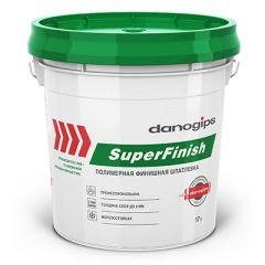Шпатлевка универсальная DANO SuperFinish 17 л