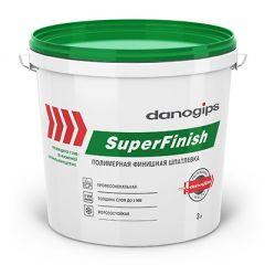 Шпатлевка универсальная DANO SuperFinish 3 л