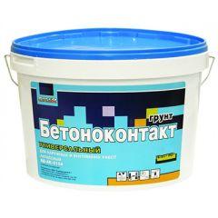 Грунтовка Cover Бетоноконтакт универсальная 14 кг